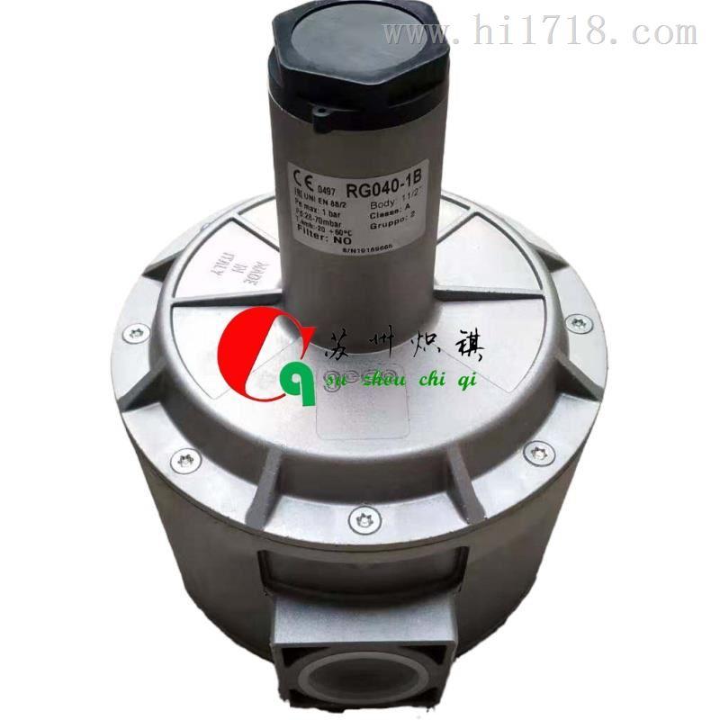GECA集咖调压阀GFD80燃气