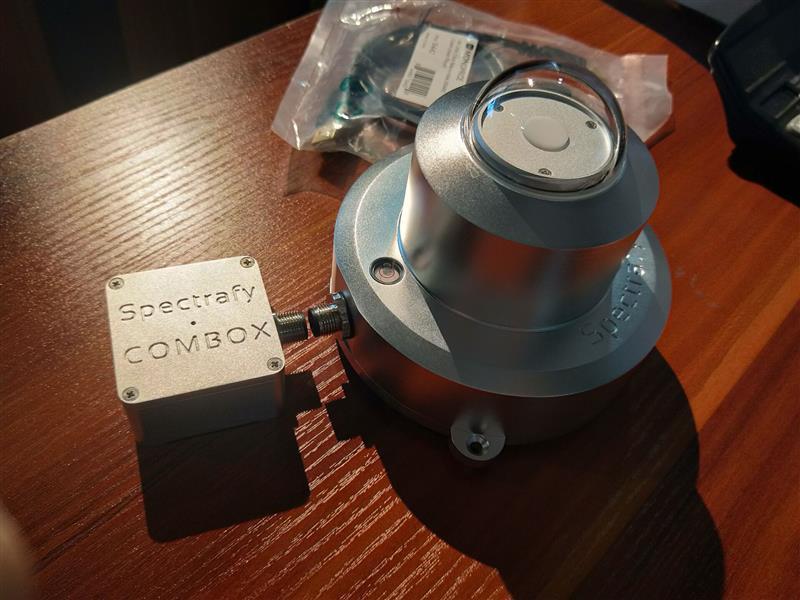 加拿大Spectrafy SolarSIM-G光谱辐射仪