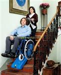 电动轮椅爬楼车 型号:TW10-RY-35
