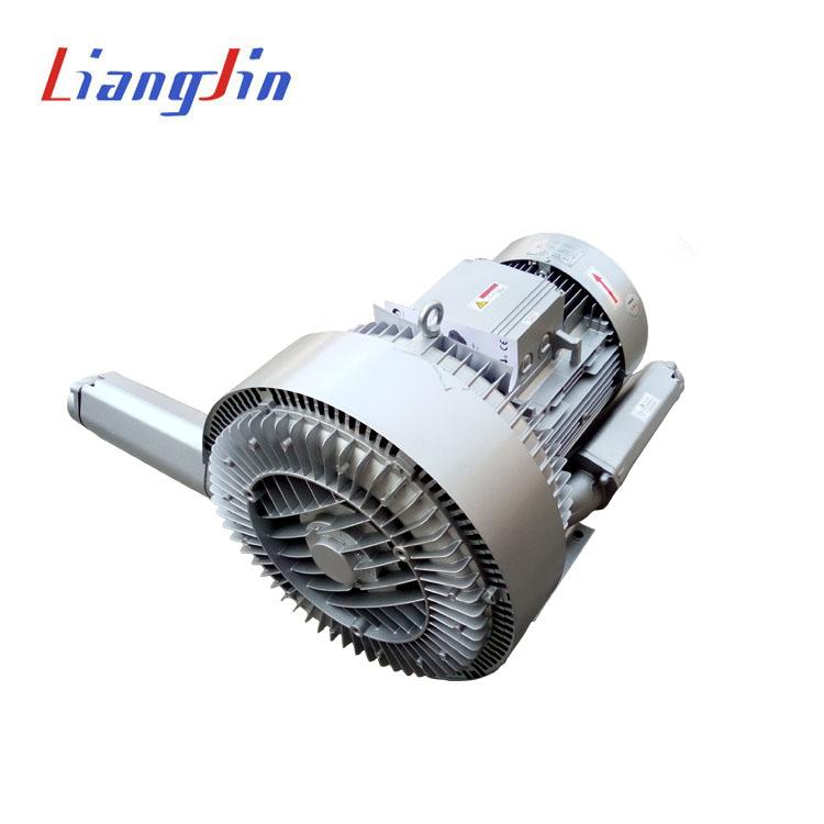 台湾梁瑾7.5KW高压鼓风机现货